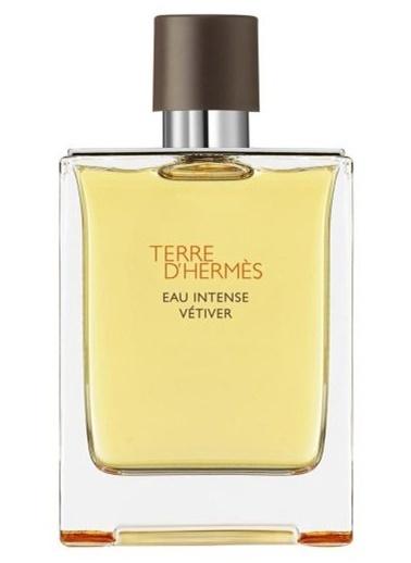 Hermes Terre D'Hermes Eau Intense Vetiver 200 ml Erkek Parfüm Renksiz